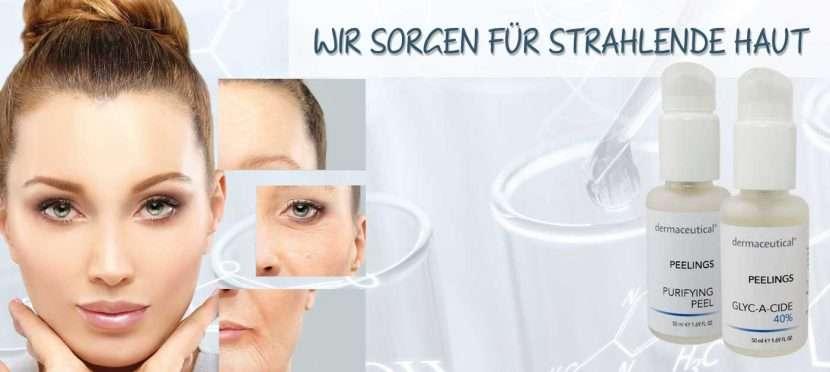 Fruchtsäure Behandlung bei Elektroepilation Stuttgart